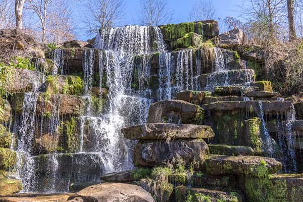Helen Keller 170303b-Spring-Park-Waterfall-Tuscumbias