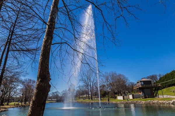 Helen Keller 170303f-Spring-Park-Waterfall-Tuscumbias