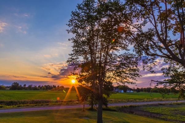 170701d-Michigan-Sunset s