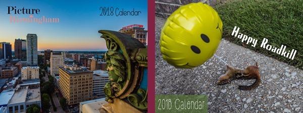 Calendar 2018 Choices[4]