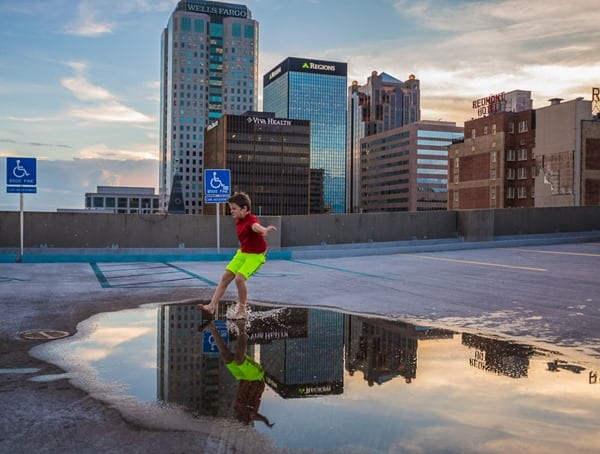 180529-Noah-Sunset-Downtown-Puddle-Jumps-IMG_9274 s