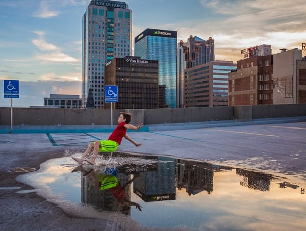 180529-Noah-Sunset-Downtown-Puddle-Jumps-IMG_9275 s
