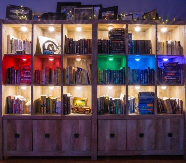 190109 Rainbow Bookshelves IMG_0790 SMALL