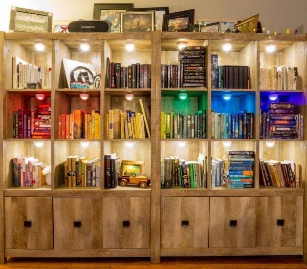 190109 Rainbow Bookshelves IMG_0791 SMALL