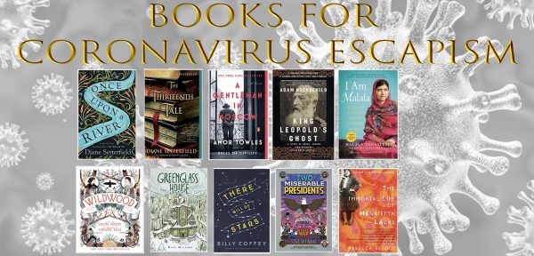 Book Recommendations for Coronavirus